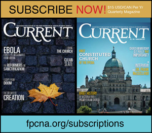 Subscribe to The Current magazine