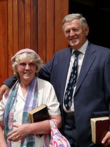 Rev. & Mrs. Noel Kelly