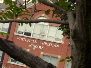 Toronto FPCNA Whitefield Christian School.