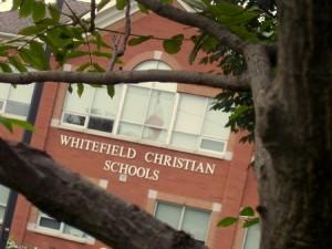 Toronto FPCNA Whitefield Christian School.